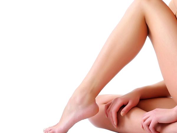 Triệt lông Nửa chân